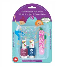 SuncoatGirl Natural Nail Salon Kit - Little Mermaid 2 Pack | 629003009539