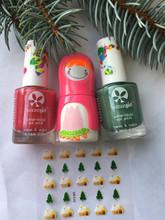 SuncoatGirl Make Me Jolly Holiday Nail Lip Kit|629003009911