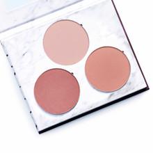 Fitglow Beauty Cheek Trio Palettes - Stillness Blush | 85997600146