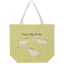 Now Designs Tote Bag  - Goats | 064180251218
