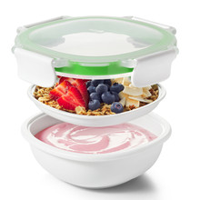 OXO Good Grips On-the-Go Snack Container Set|719812687315