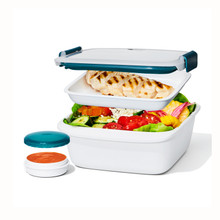OXO Good Grips Prep and Go Salad Container|719812001593