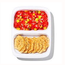 OXO Good Grips Prep and Go Divided Food Container|719812001654