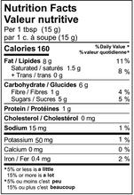 Luisella Chocolate Spread 100% Nut-Free! 340g - Dark Chocolate Nutrition Facts | 628250700053