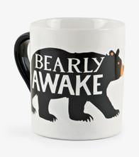 Little Blue House by Hatley Bearly Awake Ceramic Mug