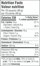 Camino Organic Milk with Sea Salt 38% Cacao Milk Chocolate 12 x 100g - Nutrition Facts   752612100356