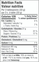 Camino Organic Simply Dark Hot Chocolate 275g - Nutrition Facts | 752612000298