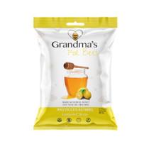 Grandma's for Bees Honey Drops (Pastilles au Miel) 80g - Lemon | 829678003577