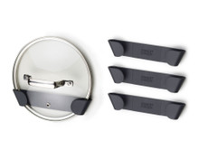 Joseph Joseph CupboardStore Pan Lid Holders - In Use | 5028420000702