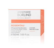 Annemarie Borlind Rosentau Nourishing Night Cream 50mL | 4011061226687