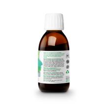 Organika Liquid Zinc & Vitamin C Orange Flavour 300mL - Front   620365031152
