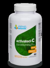 Platinum Naturals Activated-C 200mg 180 Vegetarian Capsules|773726033354