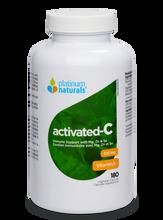 Platinum Naturals Activated-C 600mg 180 Vegetarian Capsules|773726033378
