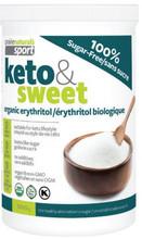 Prairie Naturals Sport Keto & Sweet Organic Erythritol - 1200g |