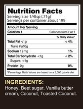 Sinister Labs SinFit Seasonings Coconut Cream Pie 5oz|860005922673