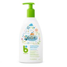 Babyganics Moisturizing Daily Lotion 502ml Fragrance Free|813277017806