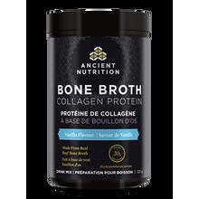 Ancient Nutrition Bone Broth Collagen Protein Vanilla 321g|816401024329