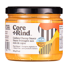Core & Rind Cashew Cheesy Sauce Case sharp tangy 6x312g 00860004463955