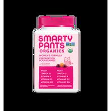 Smarty Pants Organic Women's Formula 120Gummies|817053022701