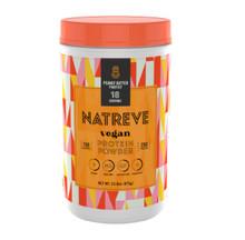 Natreve Vegan Protein Powder - Peanut Butter Parfait 675g | 628831001128