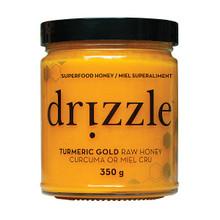 Drizzle Honey Raw Turmeric Gold Honey 350g | 628110348098