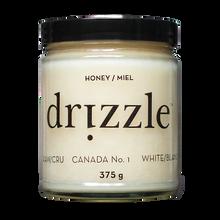 Drizzle Honey Raw White Honey 350g | 628110348005