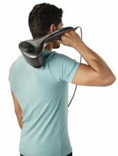 Obusforme Professional Body Massager on Shoulder
