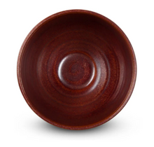 DoMatcha Ceremonial Matcha Bowl - Red Soul - Product Close Up   775088090518