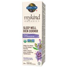 Garden of Life MyKind Organics Sleep Well Spray 58ml|886866001081
