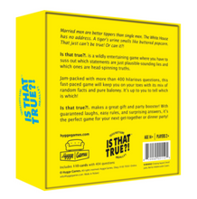 Hygge Games Is That True? - Product Back Label | 819940021132