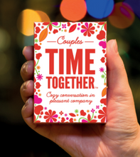 Hygge Games Time Together - COUPLES - Product in Action | 819940021170