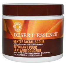 Desert Essence Gentle Stimulating Facial Scrub | 718334220949