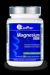 CanPrev Magnesium Malate | SKU : CP-1063-001 | 886646501831