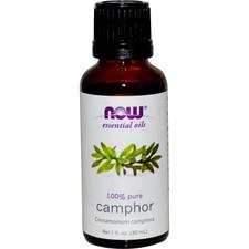 Now Essential Oils Camphor Oil | UPC: 733739875204