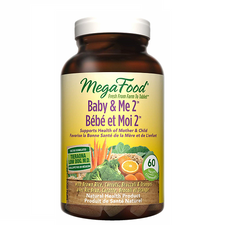 MegaFood Baby & Me 2 60 tablets | 051494901885