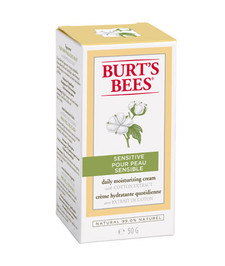 Burt's Bees Sensitive Daily Moisturizing Cream 50g | 792850014015