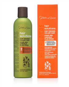 Peter Lamas Hair Solution for Thicker Hair Energizing Conditioner 250mL | 851477002505