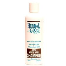Herbal Glo Grey/White Hair Shampoo   063151250236