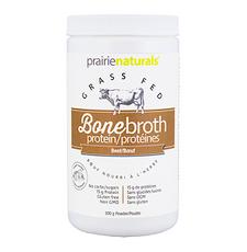 Prairie Naturals Bone Broth Protein Beef 300 Grams   67953006503