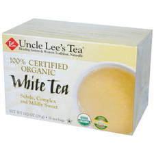 Uncle Lee's Tea Organic White Tea |