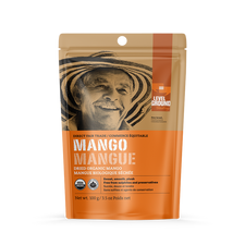 Level Ground Trading Dried Organic Mango |