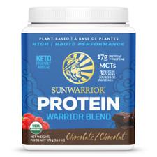 Sunwarrior Warrior Blend Protein - Chocolate 375g | 814784021393