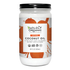 Wildly Organic Refined Coconut Oil 828mL | 898392004016