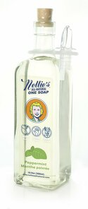 Nellie's All Natural One Soap Peppermint | 810648006063