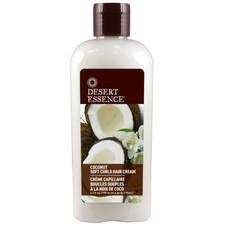 Desert Essence Coconut Soft Curls Hair Cream 190 ml  | 718334337876