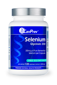 CanPrev Selenium Glycinate 200   854378001554