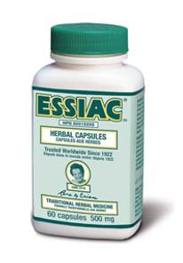 ESSIAC Vegetable Capsules 500mg 60 Capsules | 623326018940