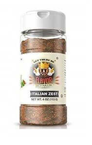 Flavorgod Italian Zest Seasoning 113 grams | 813327026758