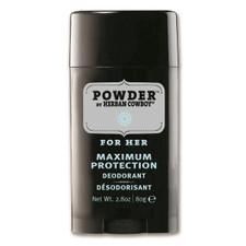 Herban Cowboy Powder For Her Maximum Protection Deodorant