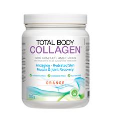 Natural Factors Total Body Collagen Orange Flavour | 068958026312